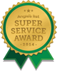 Angies List Super Service Award 2013 Hurricane Protection