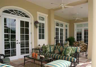 Accordion Shutters South Florida