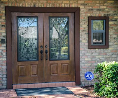 Marvelous Jacinto Hurricane Impact French Doors
